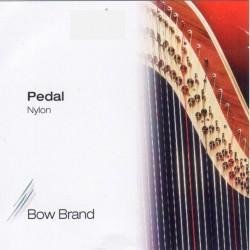 Bow Brand Nylonsaiten für Pedalharfe, Oktave 2