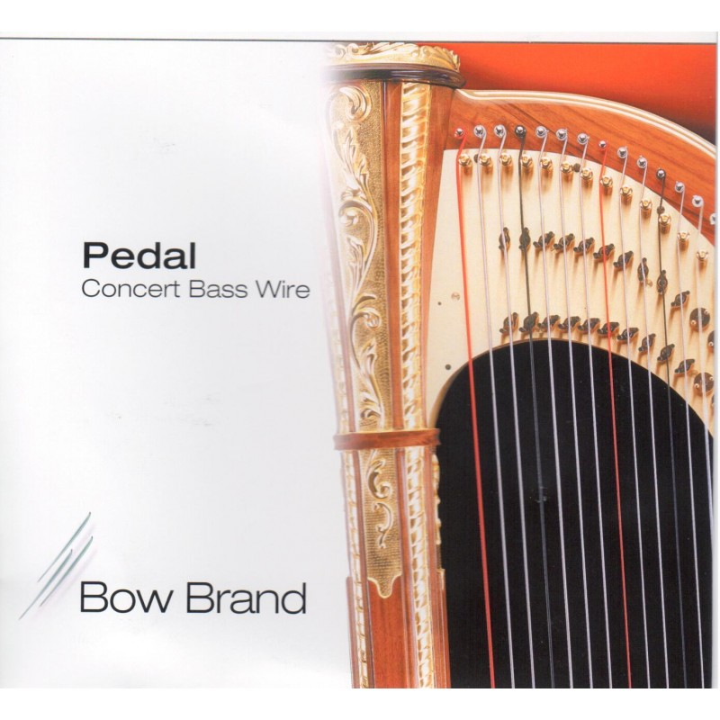 Bass Saiten Bow Brand Pedal, Oktave 7