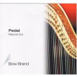Bow Brand Standard Darmsaiten für Pedalharfe, Oktave 0
