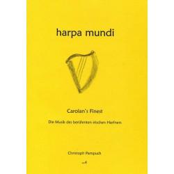 Carolan's Finest für Harfe...
