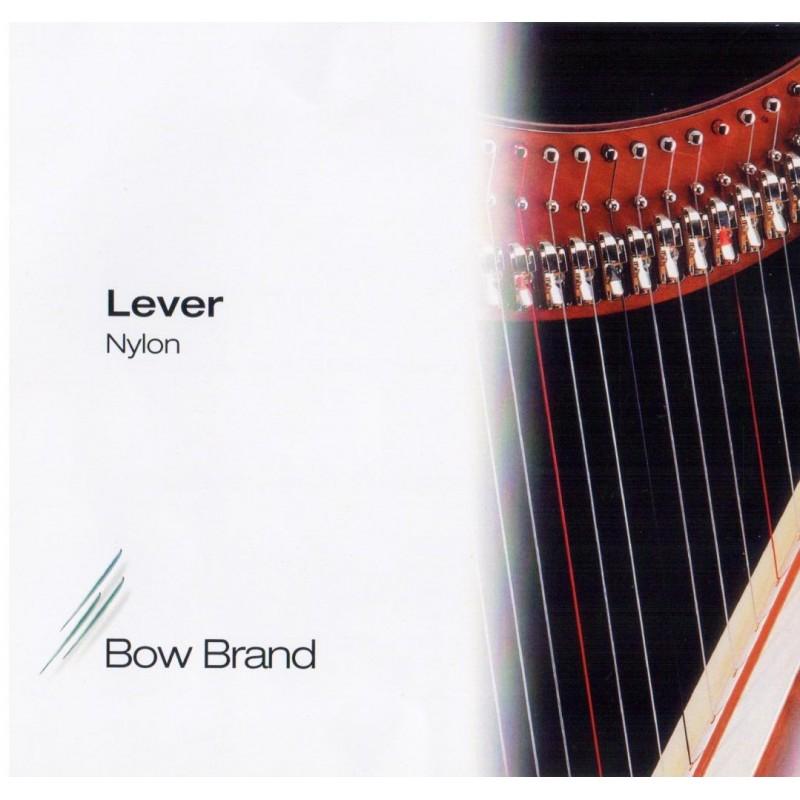 Bow Brand Nylonsaiten für Klappenharfe, Oktave 2